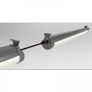 Lineaarinen LED kattovalaisin